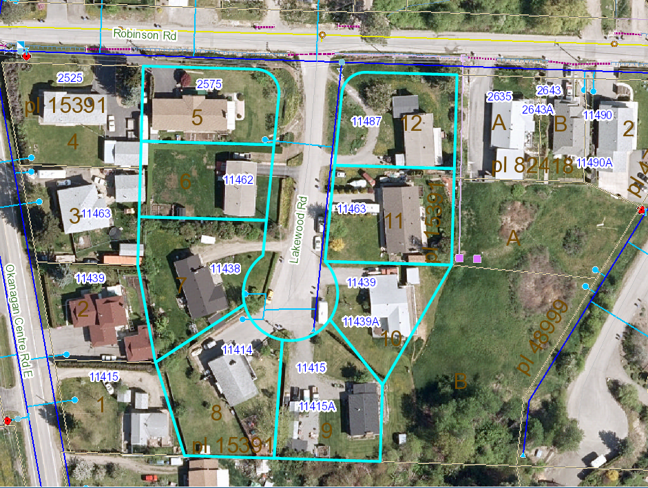 Lakewood Rd water outage 2019-02-08