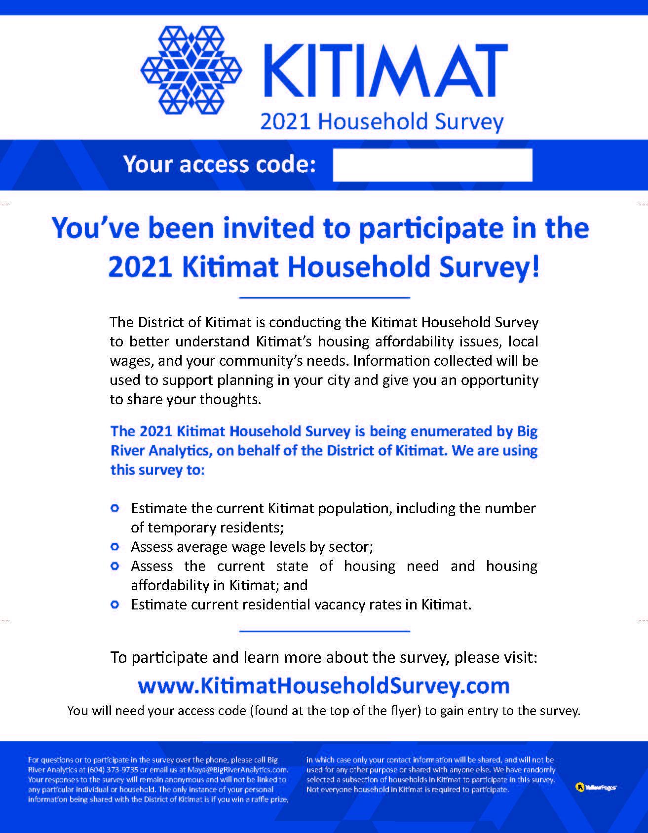 2021 Household Survey