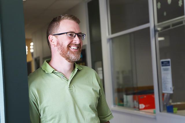 Blake Buemann, Principal