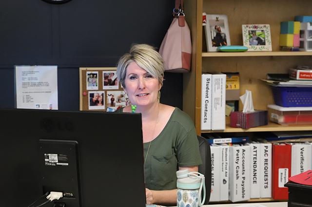 Lisa Chave, Secretary