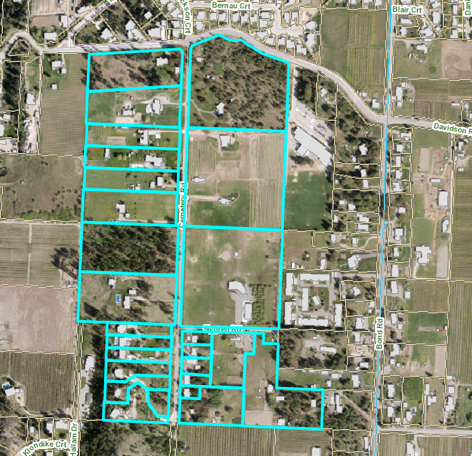 Water outage on Cemetary 2019-02-07