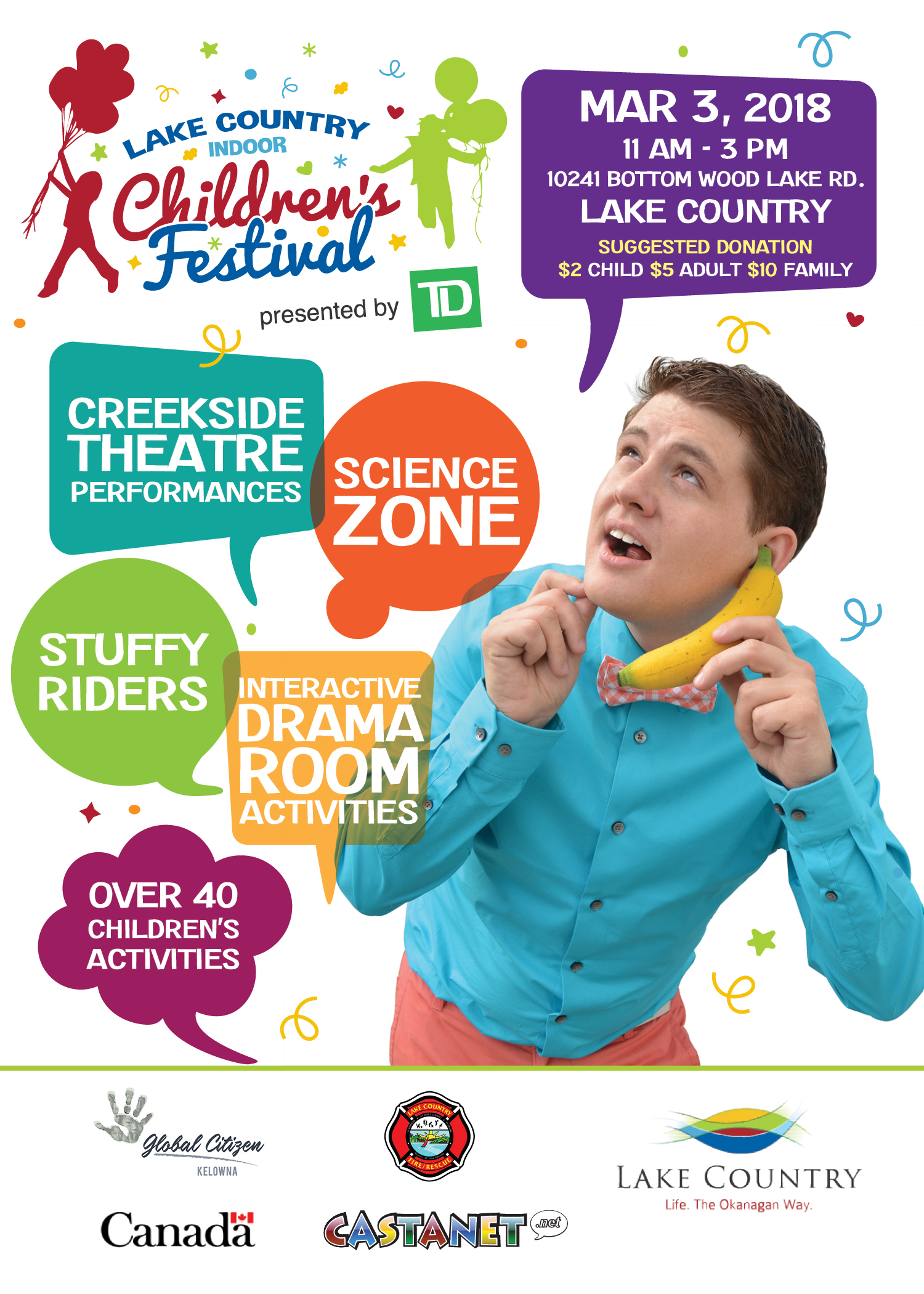2018 Children's Festival March 3