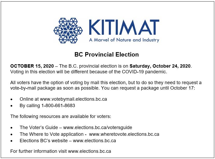 BC Provincial Election