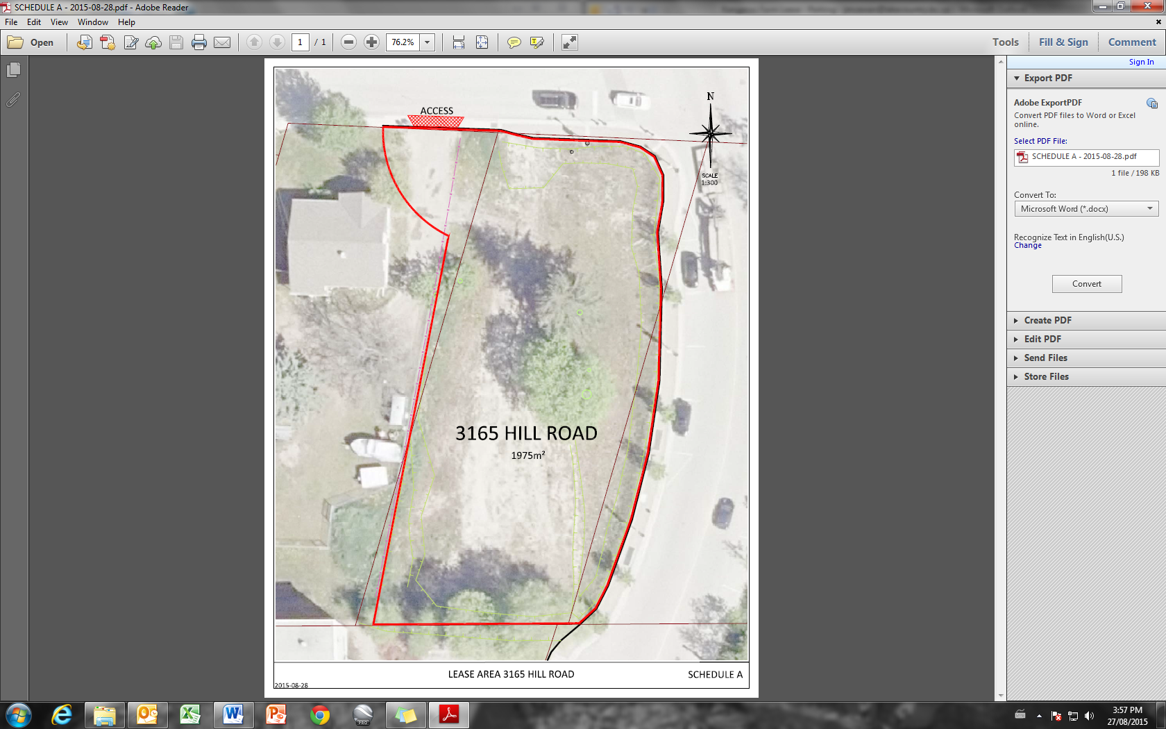 3165 Hill Rd map