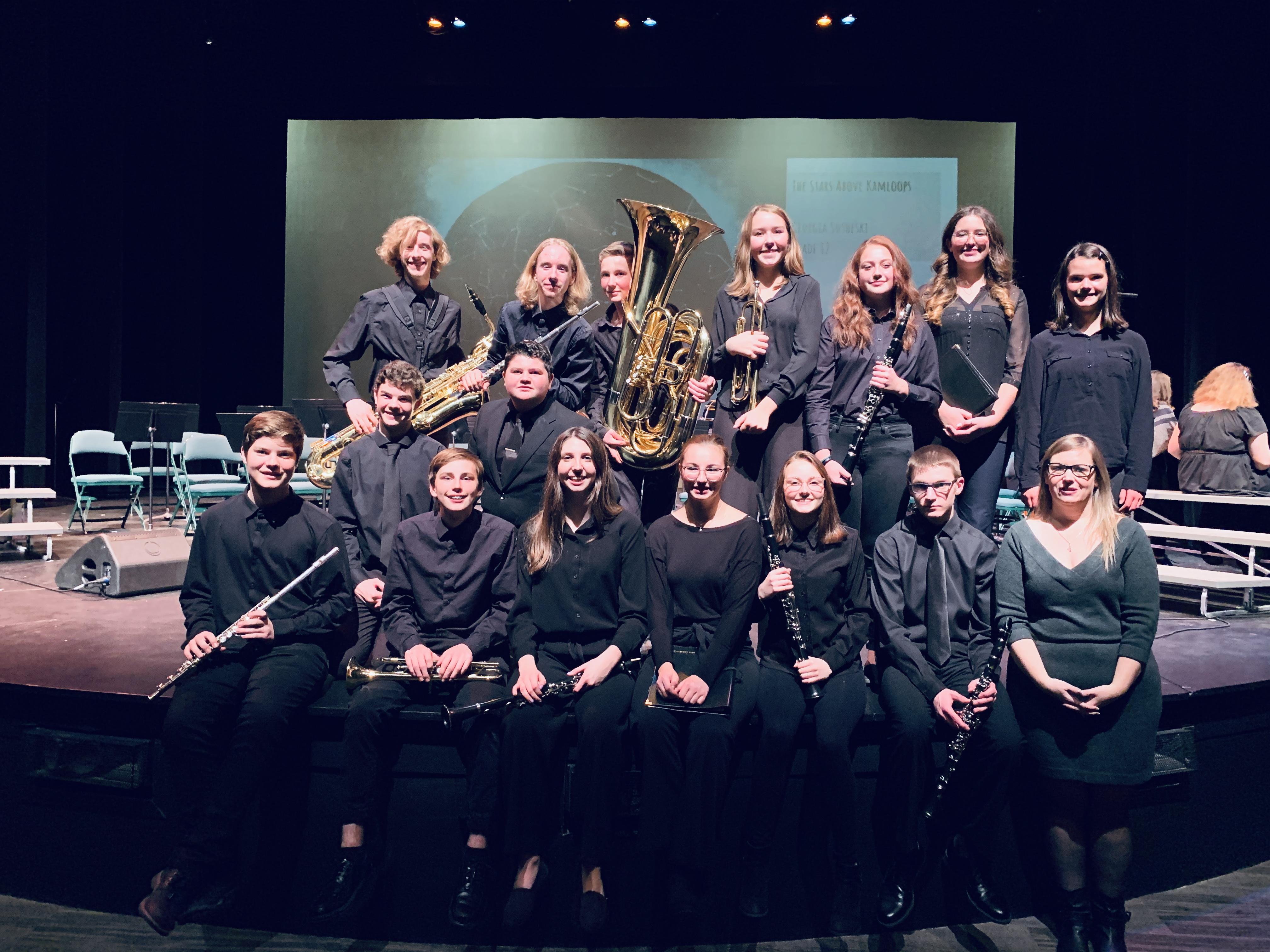 SD73 Honour Band and Choir