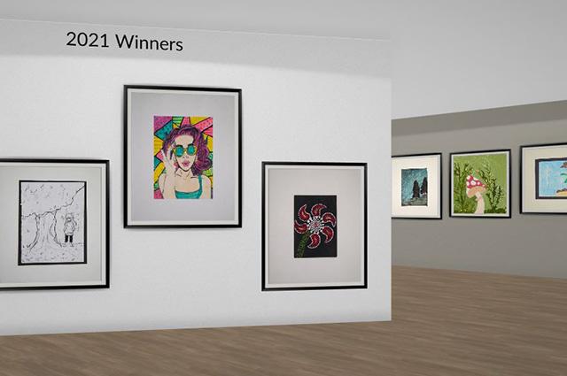 Virtual Art Gallery 2021