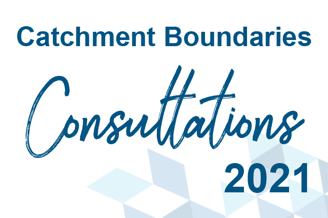 Catchment Boundaries Consultations