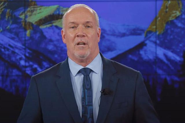 Premier Horgan