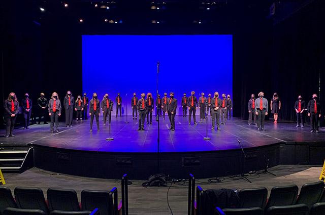 VSS concert choir