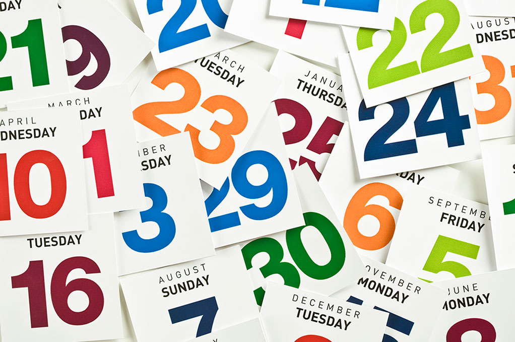 Calendar Consultation