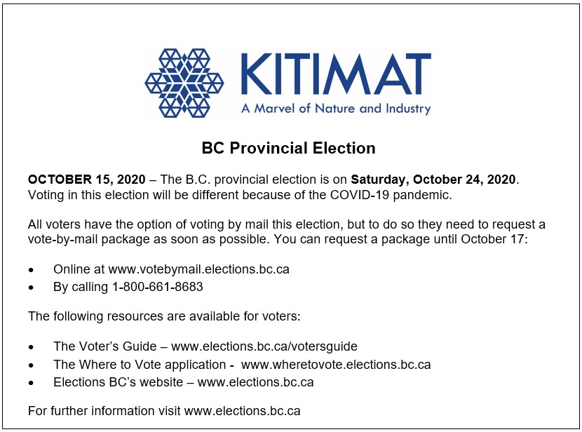 BC Provincial Election